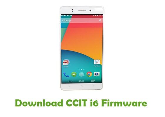 CCIT i6 Stock ROM