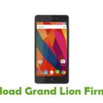 Grand Lion Firmware