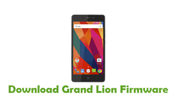 Grand Lion Stock ROM