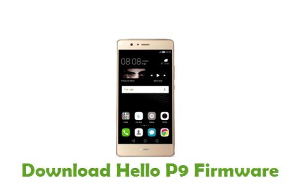 Hello P9 Stock ROM