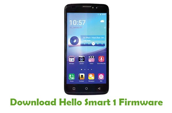 Download Hello Smart 1 Stock ROM