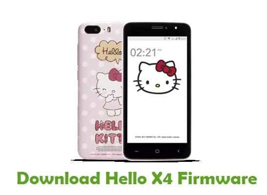 Download Hello X4 Stock ROM