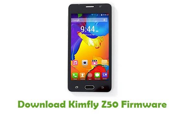 Kimfly Z50 Stock ROM