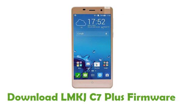 Download LMKJ C7 Plus Stock ROM