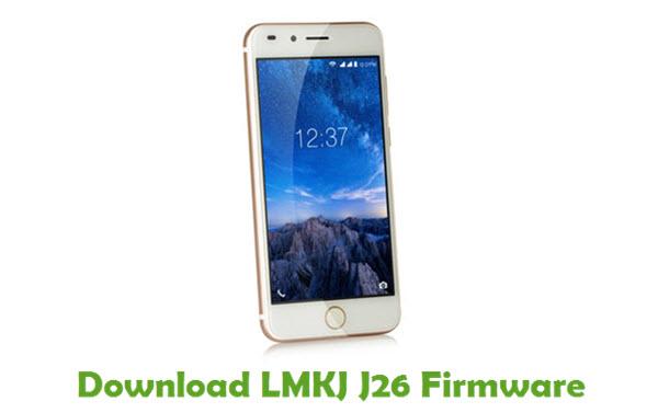 Download LMKJ J26 Stock ROM