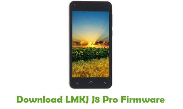 LMKJ J8 Pro Stock ROM