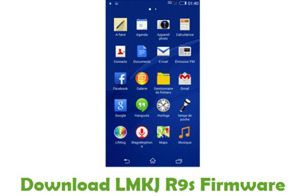 LMKJ R9s Stock ROM