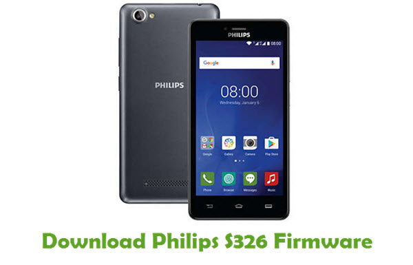 Download Philips S326 Stock ROM