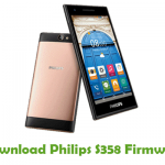 Philips S358 Firmware