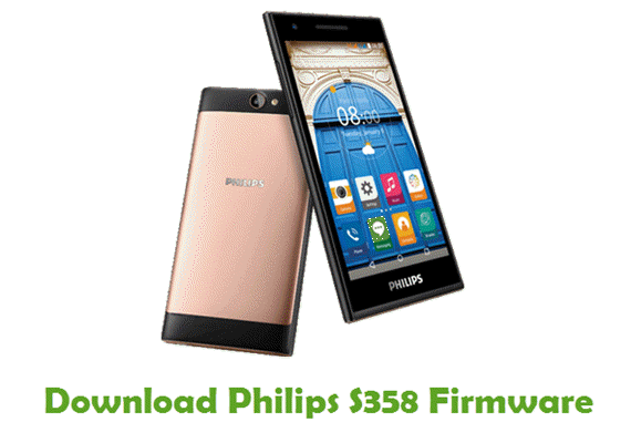 Philips S358 Stock ROM