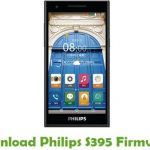 Philips S395 Firmware