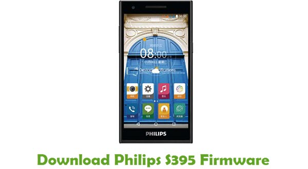 Philips S395 Stock ROM