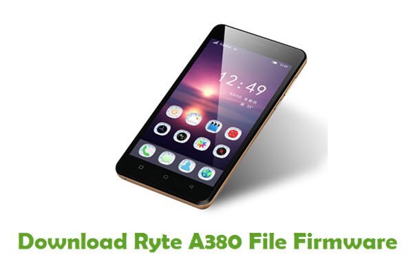 Download Ryte A380 File Firmware