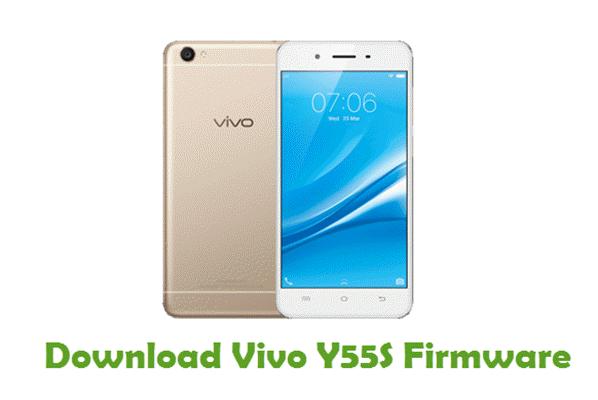 Download Vivo Y55S Firmware