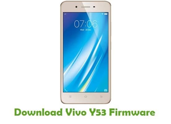 Download Vvo Y53 Firmware