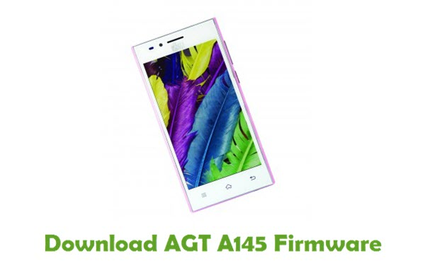 Download AGT A145 Stock ROM
