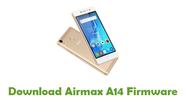 Airmax A14 Stock ROM