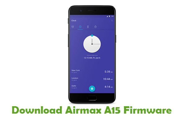 Airmax A15 Stock ROM