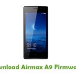 Airmax A9 Firmware