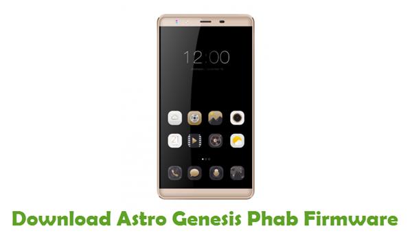Download Astro Genesis Phab Firmware