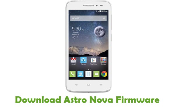 Download Astro Nova Firmware