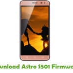 Astro S501 Firmware
