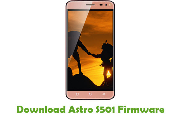 Download Astro S501 Firmware