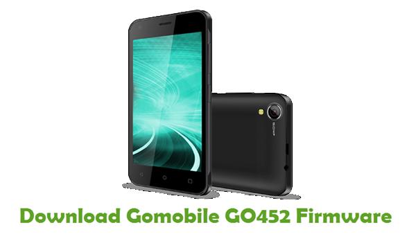 Gomobile GO452 Stock ROM