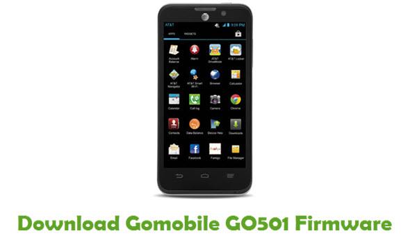 Gomobile GO501 Stock ROM