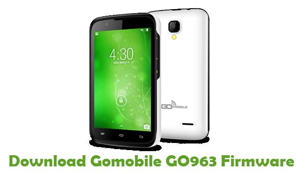 Gomobile GO963 Stock ROM