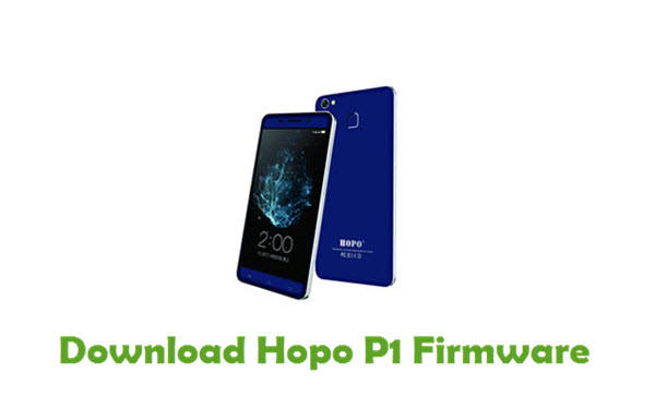 Download Hopo P1 Firmware