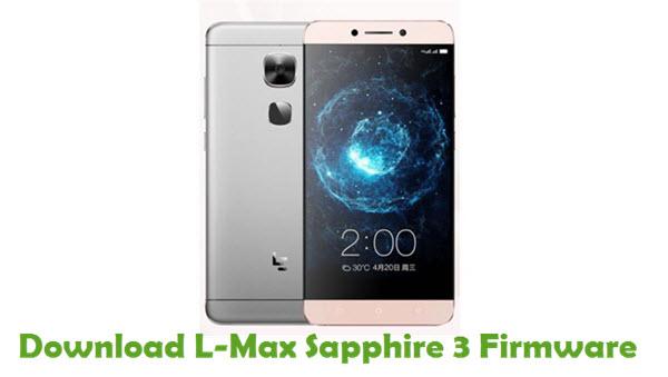 L-Max Emerald WiFi Stock ROM