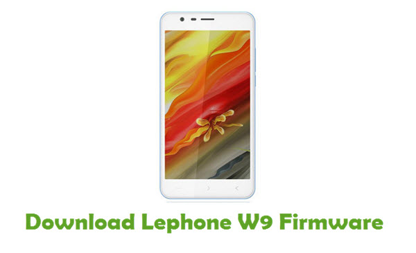 Download Lephone W9 Stock ROM