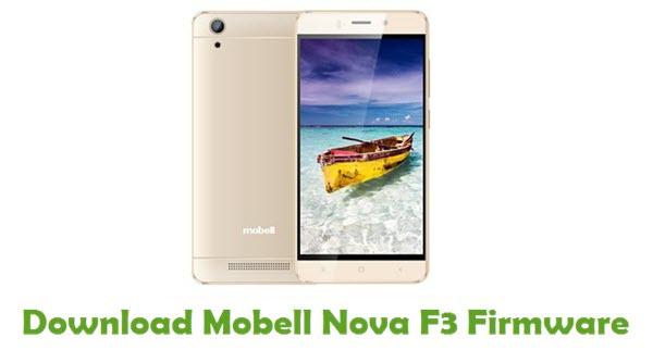 Download Mobell Nova F3 Stock ROM