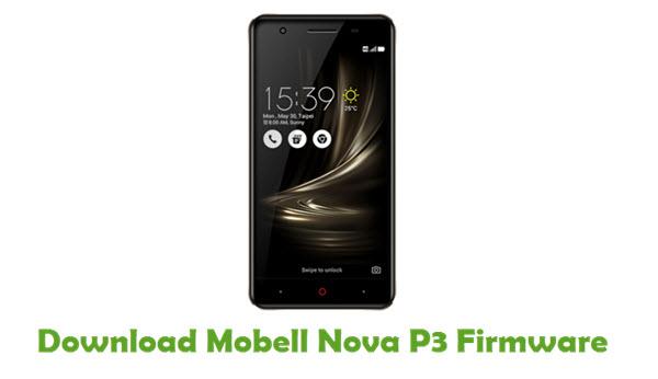 Download Mobell Nova P3 Stock ROM
