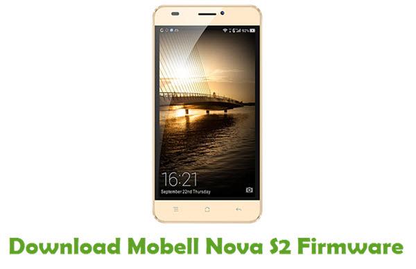 Download Mobell Nova S2 Stock ROM
