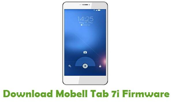 Mobell Tab 7i Stock ROM