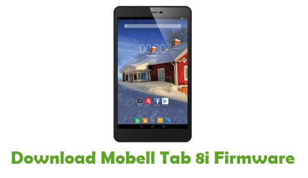 Mobell Tab 8i Stock ROM