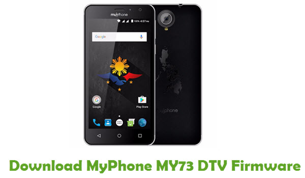 Download MyPhone MY73 DTV Stock ROM