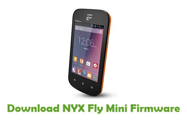 Download NYX Fly Mini Stock ROM