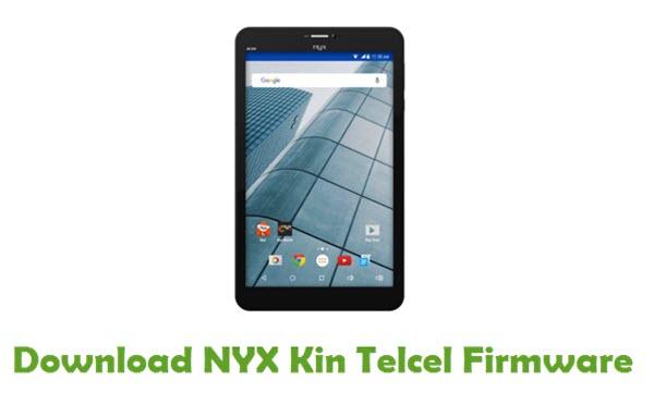 Download NYX Kin Telcel Firmware