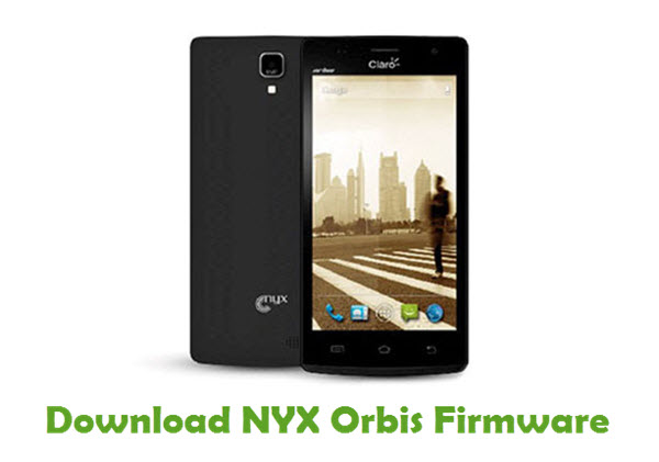 Download NYX Orbis Stock ROM