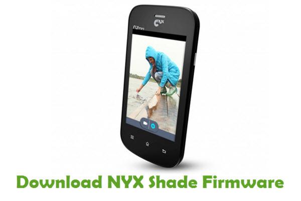 Download NYX Shade Stock ROM