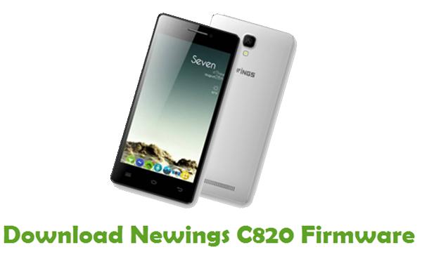 Newings C820 Stock ROM