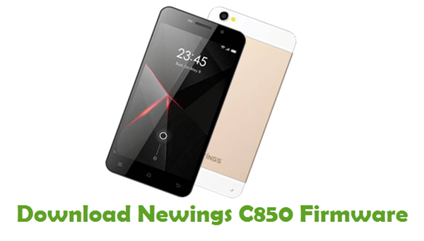 Download Newings C850 Stock ROM
