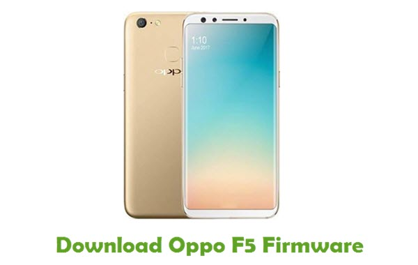 Download Oppo F5 Stock ROM