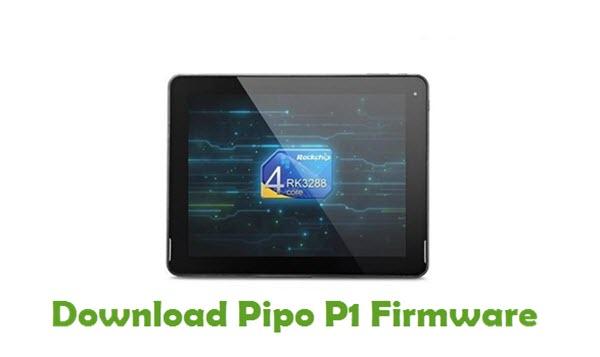 Pipo P1 Stock ROM