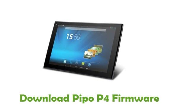Pipo P4 Stock ROM