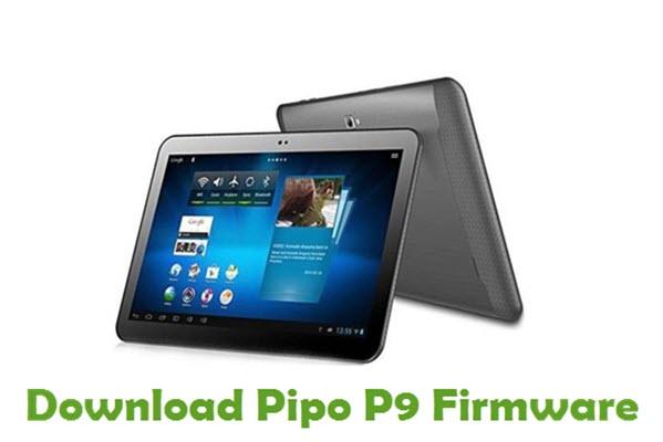 Pipo P9 Stock ROM
