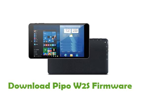 Pipo W2S Stock ROM